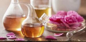 natural & organic oils