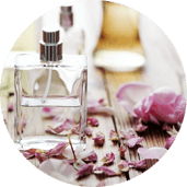 beautiful perfumes and scents