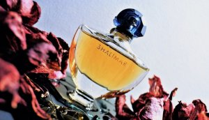 Tonka Bean And Shalimar Perfume