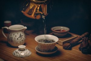 Bergamot And Earl Grey Tea