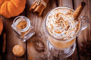 Pumpkin Spiced Latte Fragrance