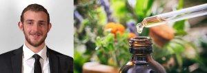 Bryan Zlotnik COO Alpha Aromatics Perfume Creation