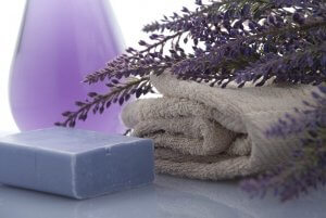 Lavender Essential Oil In Soaps And Detergents