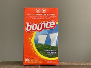 Fragrances Dry Sheet Fabric Softener
