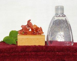 Fragrances Gel Hand Sanitizers