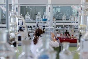 Los laboratorios de Alfa Aromáticos