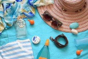 Sunscreen Fragrance Creation