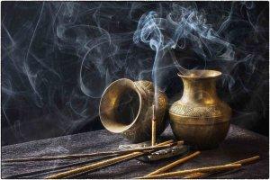 Jasmine incense India