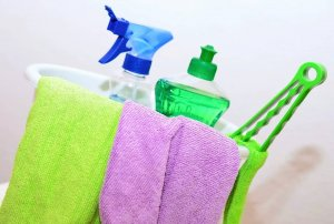 Surface Cleaning Disinfectant Scents