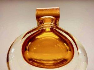 Amber Perfume Bottle Design