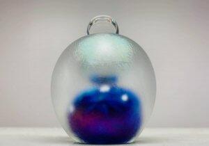 Translucent Perfume Bottle Design