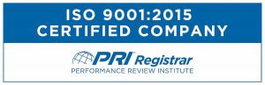 ISO PRI Programs Accredited