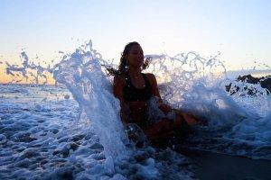 Oceanic Marine-Inspired Fragrances
