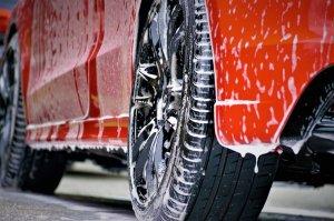 Fragrances Car Wash Products